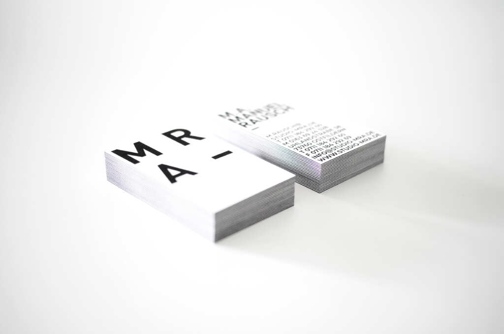 Business Card S-MRA